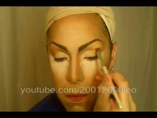 Drag Queen Makeup, FAST Tutorial
