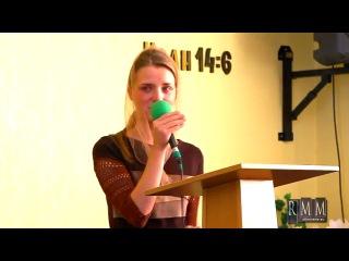 Удивительное свидетельство Дианы Жилко об исцелении