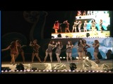 [PERF] SNSD - Himnae, Etude, & Tell Me Your Wish (Genie) ( MBC 12th Boryeong Mud Festival / 090718)
