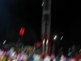 Ёлки 3 в Екатеринбурге. Вечер. Съёмки буквы (1)