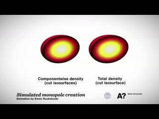 Созданный в лаборатории магнит поможет раскрыть секреты Вселенной