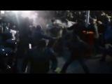 Драка на Майдане - Ван Дамм на стороне Беркута