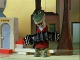 Песенка крокодила Гены на иврите.
