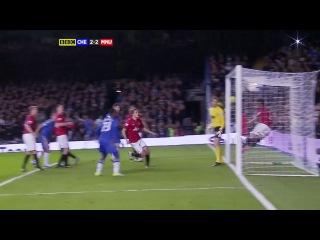 Челси - Манчестер Юнайтед 5:4 (1:2; 3:3) (1/8 финала Кубка Английской Лиги 2012/13)