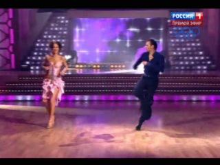 Анастасия Меньшикова и Дмитрий Ташкин - Джайв