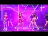 131210 BESTie - Love Options @ MTV The Show