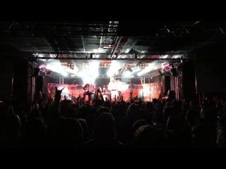 Korpiklaani - Pellonpekko + Tequila + Drum solo (Концерт в СПБ 13.12.2013)