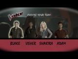 The Voice Battles- Press Start - The Voice