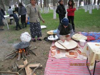 Ağdaşda Novruz - Bayramı 19.03.2013
