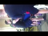 Даниил Квитаишвили присед 300 кг!!! Без экипировки! (плохая съемка , НО хороший присед!)