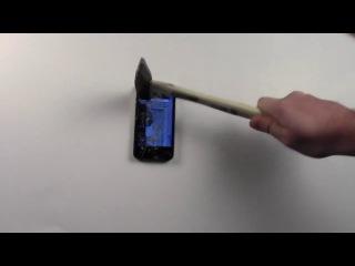 Iphone 5 дроп тест на прочность