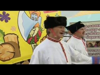 «Караси из Кадуя» в программе «Играй, гармонь» на 1 канале 27 июля 2013 года