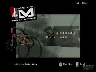 Dave Mirra BMX Challenge [RXCPGT]-Обзор
