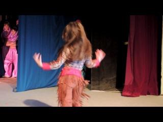 Восточные танцы «Беледи». Танец 2