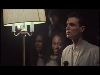 Talking heads - this must be the place (naive melody) (stop making sense show) (1984)