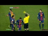 Малага-Барселона-2:4 Кубок Испании 1/4 финала О.М