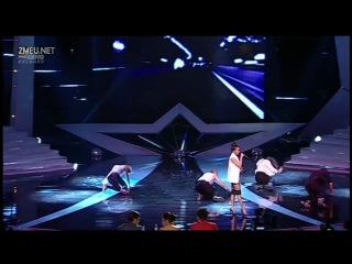 INNA - POHUI Live Very Sexy Romania Gots Talent