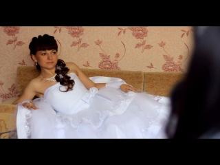 Свадебный сюрприз невесты жениху (репчик) Бузулук 2013. Свадебный клип.