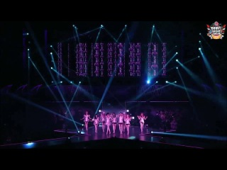 [DorkyShiDae] SNSD Girls&Peace 2-nd Japan Word Tour part 5 ( рус.саб)
