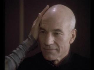 Star Trek: The Next Generation / Звездный путь: Следующее поколение (Famke Janssen Patrick Stewart)