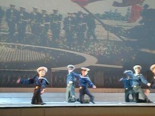 Танец Mорской БКЗ 19.05.2013г.
