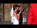 Свадьба Ольги и Василия в Вртбовском саду 4 08 12