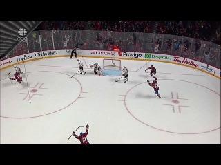 [НХЛ-13-14]5-я шайба Маркова