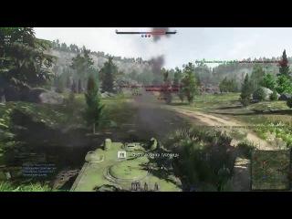 War Thunder: Первый офф. стрим танков + Старт второй волны ЗБТ