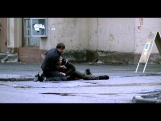 Бумер (2003) - ГИБЕЛЬ ЛЁХИ (КИЛЛА), ПЕТРА (РАМА)