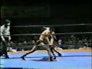 Yoshiaki Fujiwara vs Nobuhiko Takada - UWF, 22.10.84