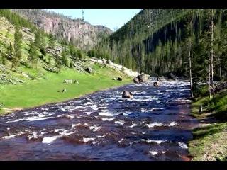 Йеллоустонский национальный парк (Yellowstone National Park)