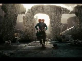 Джига-дрыга Шляпника из фильма Алиса в стране чудес  Alice in Wonderland
