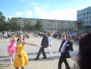 Флешмоб 5 школа Выпускной (21_06_2013)