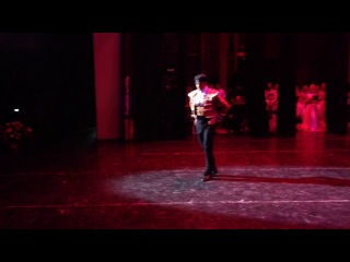 V Международный фестиваль-конкурс сольного танца имени Махмуда Эсамбаева, исп. Рамиль Мехдиев
