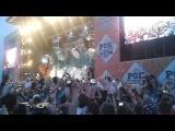 Выступление Rammstein под Самарой