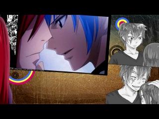 Fairy Tail - AMV ♥ }Жерар и Эльза{