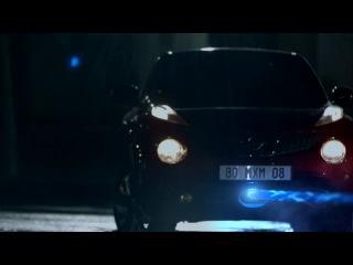 Nissan Juke Urban Thrill Ride (Преврати движение в драйв)