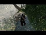 1 место самого высокого прыжка веры в Assassins creed 3