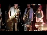 Orchestra Morphine - The Night (2010-04-08 Lizard Lounge)