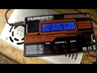 Andrej Rudnitsky | Turnigy Accucell 6 ( IMAX B6 ) и АКБ 12V 85Ah - 32|XXX
