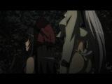 Буйное цветение: Невесты-самураи / Сад Тысячи Цветов. Девушки Самураи / Hyakka Ryouran: Samurai Bride-2 сезон 3 серия (Озвучка)