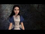 Alice Madness Returns  интересный глюк при запуске игры