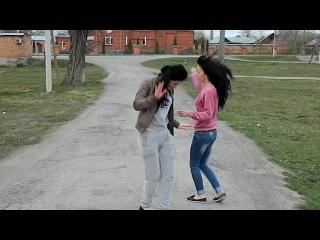Ася и Вика)*