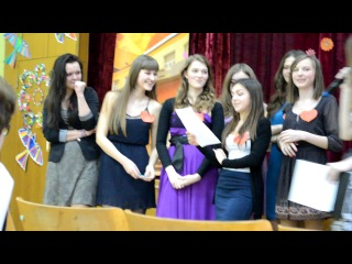 Стихи про любовь от девочек и мальчиков 4 школы города Бучи!