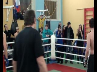 БК Росомаха (Mixfight) - Александр Романов от 29.01.2012