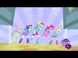 My Little Pony Equestria Girls- Helping Twilight Sparkle win the Crown