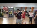 Carlos Ramirez. Aerobic Class. Sportlife 14.02.14