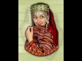 Turkmen Gozeli  Туркменские девушки Вы прекрасны!!!!
