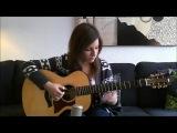 Gabriella Quevedo - One of us (Joan Osborne guitar cover)
