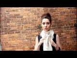 [Медунья (Катя) Гарневска] Как завязать платок и палантин. Расширенная версия.